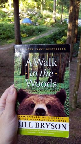 A Walk in the Woods di Bill Bryson