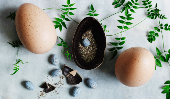 Heston Eggstraordinary Dippy Easter Egg from Waitrose