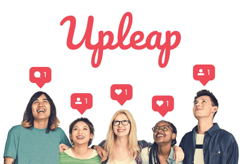 Upleap per aumentare i followers su Instagram
