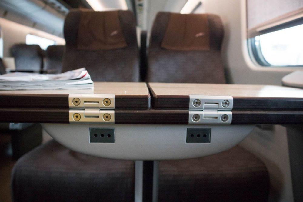 Recensione seconda classe treno Frecciargento Trenitalia