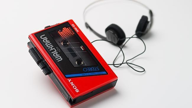 Walkman della Sony